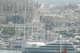 New plan for Palma's port will boost the ship repair sector