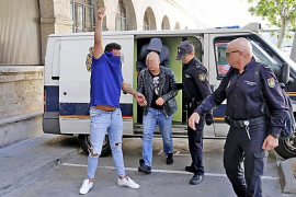 Squatters in Mallorca taken to court