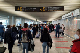Government wants to maintain Balearic Airport checks