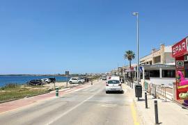 Sa Rapita seafront car parks to close
