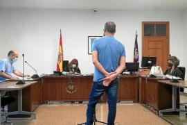 Palma prison sexual assault