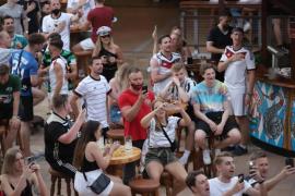 European Cup brings life to Playa de Palma