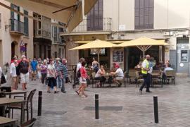 After fifteen months, cruise passengers return to Palma