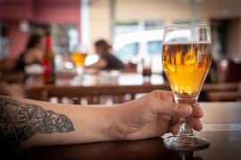 The pandemic has hit beer sales in Spain, but Britain has come to the rescue
