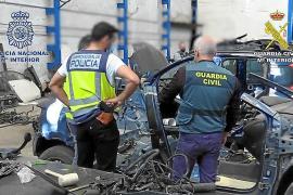 Ten members of car-theft gang arrested