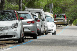 Es Trenc parking chaos likely to occur again this summer
