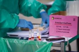 Balearics coronavirus figures for Wednesday
