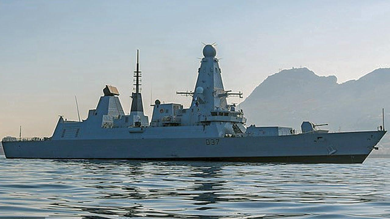 UK says no Russian shots were fired at navy ship in Black Sea