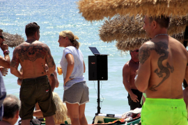 Quarter of a million in fines in one week for Playa de Palma drinking