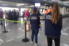 Police prevent 21 Spanish students from leaving Mallorca
