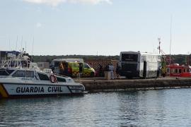 Two more migrant boats intercepted off Cabrera