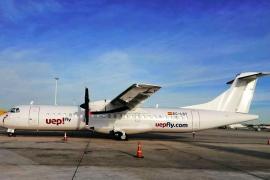 Uep!Fly inter-island flights to start next month