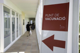 Mallorca vaccination appointments for 16-29 age group