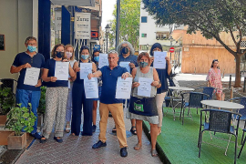 Fury over residents-only area in central Palma