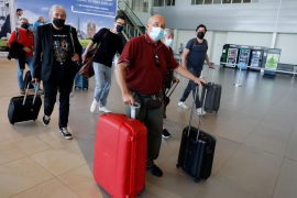 Sun-starved Britons flood to Mallorca after restrictions eased