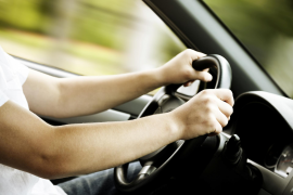 Viewpoint: A driving licence break