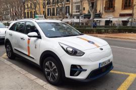 Taxi in Palma, Mallorca