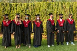 IB graduation