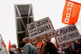Caixabank to cut 6,450 jobs in Spain's biggest banking staff overhaul