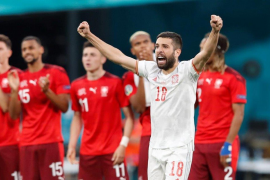 Spain are through to the Euro 2020 semi-finals