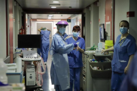 Balearics has 3rd highest Covid hospital occupancy in Spain