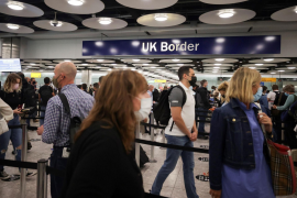 Quarantine to end for vaccinated Britons arriving from amber list nations-media