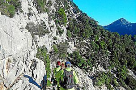 A network of public walks of way to link all municipalities in the Tramuntana