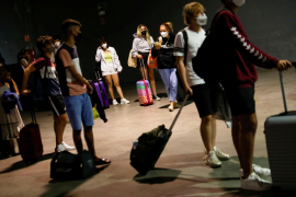 Spain's youth infection rate increases, as health minister urges caution
