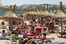 Majorca on course to break all tourism records this month