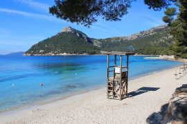 Mallorca is the hottest ticket in the UK