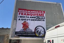 Spotlight North: The anti-mayor poster of Santa Margalida