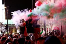 Lack of COVID awareness at Euro final 'devastating' - WHO