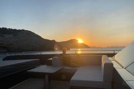 """""""Beautiful sunset, amazing Mallorca."""