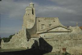 The Balearic quarantine facilities of yesteryear