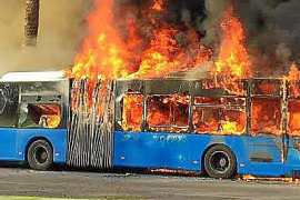 Palma bus fleet being checked after second fire