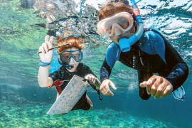 Learn all about diving and marine conservation at Mallorca Dive Camp