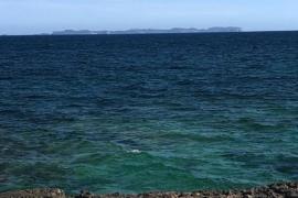 View from Sa Rapita
