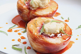 Food: It's time for peaches… The queen of fruits!