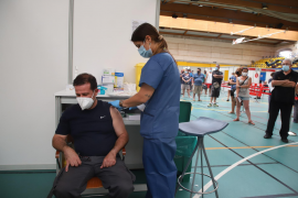Balearics coronavirus figures for Sunday