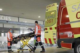 Covid hospital admissions increasing in Mallorca