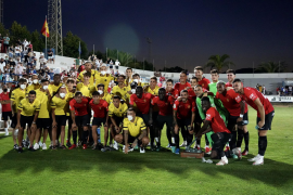 Fan's view: Mallorca win the 49th agricultural trophy 0-1