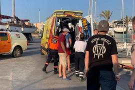 Tourist severely injured on Palma 'party boat'