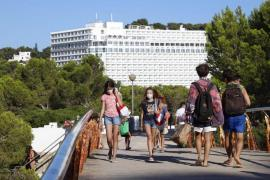 The Balearics had 2nd highest hotel occupancy in June