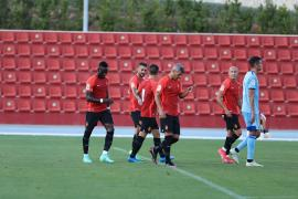 Are the RCD Mallorca players up to the pressure of La Liga competition?