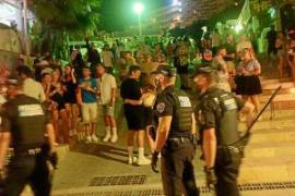 The party is over, police tell revellers in Magalluf