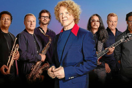 Miami meets Majorca at Simply Red concert