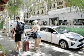 Taxi drivers' hours extended in Mallorca