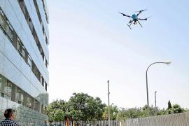 Three drones to monitor traffic in the balearics this summer
