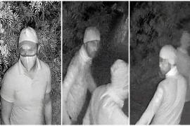 Reward offered for identifying Santa Ponsa burglars