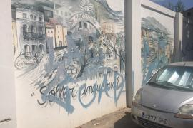 "Soller ""tourist"" murals vandalised"